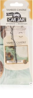 Yankee Candle Shea Butter ambientador para coche   Classic