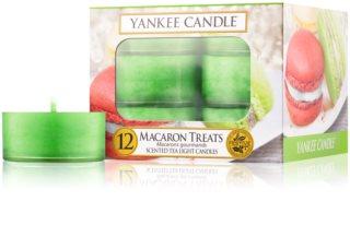 Yankee Candle Macaron Treats świeczka typu tealight 12 szt.