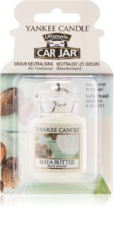 Yankee Candle Shea Butter Car Air Freshener   hanging
