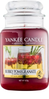 Yankee Candle Bubbly Pomegranate Duftkerze  623 g Classic groß