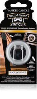 Yankee Candle Black Coconut Car Air Freshener 4 ml Clip