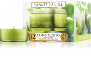 Yankee Candle Cuban Mojito lumânare 12,1 g
