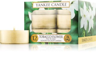 Yankee Candle Tobacco Flower Tealight Candle