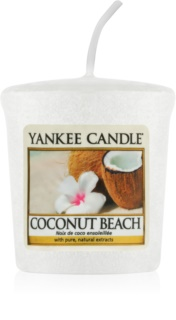 Yankee Candle Coconut Beach bougie votive 49 g