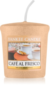 Yankee Candle Café Al Fresco bougie votive 49 g