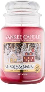 Yankee Candle Christmas Magic illatos gyertya  623 g Classic nagy méret