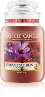 Yankee Candle Vibrant Saffron świeczka zapachowa  623 g Classic duża
