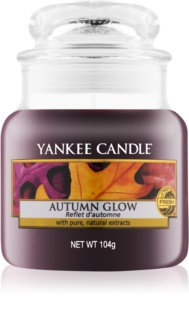 Yankee Candle Autumn Glow ароматна свещ  Classic малка