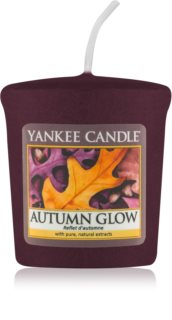 Yankee Candle Autumn Glow lumânare votiv 49 g