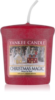 Yankee Candle Christmas Magic votívna sviečka 49 g
