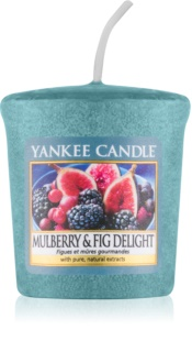 Yankee Candle Mulberry & Fig Votivkerze 49 g