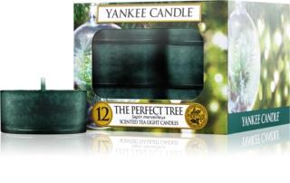 Yankee Candle The Perfect Tree świeczka typu tealight 12 szt.