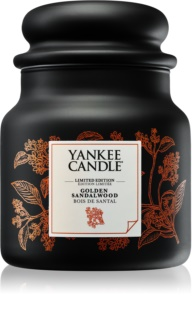 Yankee Candle Golden Sandalwood lumanari parfumate  410 g mediu