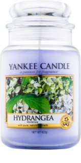 Yankee Candle Hydrangea Duftkerze  623 g Classic groß