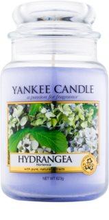 Yankee Candle Hydrangea Duftkerze  623 g Classic groß