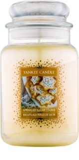 Yankee Candle Sprinkled Sugar Cookie Duftkerze  623 g Classic groß