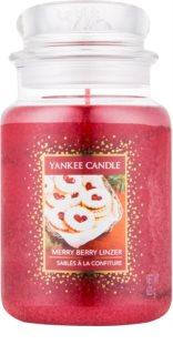 Yankee Candle Merry Berry Linzer vonná svíčka 623 g Classic velká