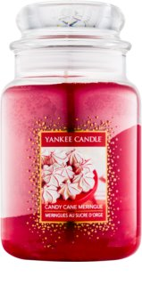 Yankee Candle Candy Cane Meringue Duftkerze  623 g Classic groß