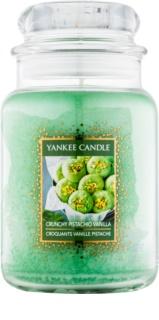 Yankee Candle Crunchy Pistachio Vanilla Duftkerze  623 g Classic groß