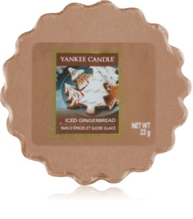 Yankee Candle Iced Gingerbread Wachs für Aromalampen 22 g