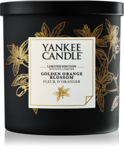 Yankee Candle Golden Orange Blossom Scented Candle 198 g mini