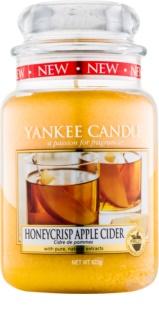 Yankee Candle Honeycrisp Apple Cider Duftkerze  623 g Classic groß