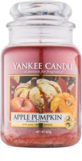 Yankee Candle Apple Pumpkin dišeča sveča  623 g Classic velika