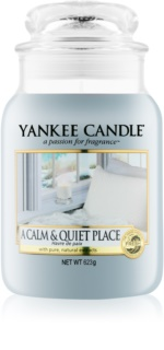 Yankee Candle A Calm & Quiet Place vonná svíčka 623 g Classic velká