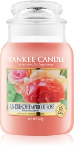 Yankee Candle Sun-Drenched Apricot Rose Duftkerze  623 g Classic groß