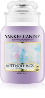 Yankee Candle Sweet Nothings mirisna svijeća Classic velika