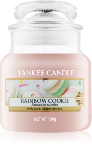 Yankee Candle Rainbow Cookie bougie parfumée 104 g Classic petite