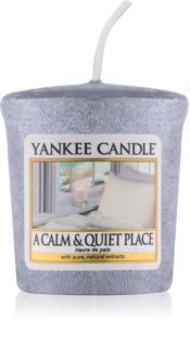 Yankee Candle A Calm & Quiet Place vela votiva 49 g