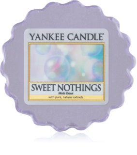 Yankee Candle Sweet Nothings cera derretida aromatizante