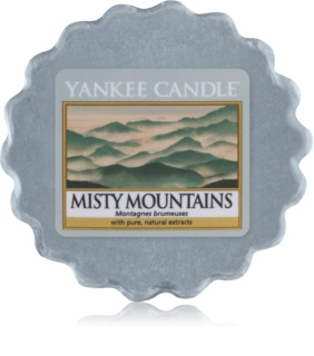 Yankee Candle Misty Mountains cera para lámparas aromáticas