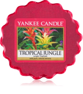 Yankee Candle Tropical Jungle cera derretida aromatizante