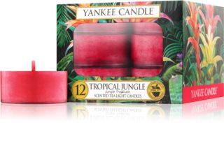 Yankee Candle Tropical Jungle čajna sveča 12 x 9,8 g