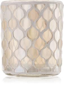 Yankee Candle Champagne Pearl Üveg gyertyatartó fogadalmi gyertya alá