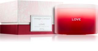 Yankee Candle Making Memories Love bougie parfumée 510 g