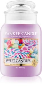 Yankee Candle Sweet Candies illatos gyertya  623 g Classic nagy méret