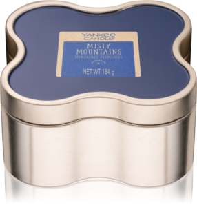 Yankee Candle Misty Mountains candela profumata 184 g scatoletta in latta