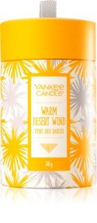 Yankee Candle Warm Desert Wind Duftkerze  340 g Geschenk-Box