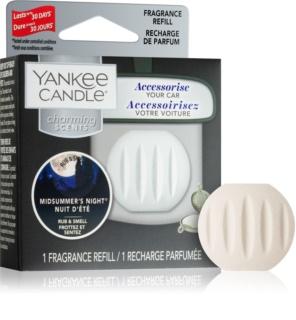 Yankee Candle Midsummer´s Night aроматизатор за автомобил   резервен пълнител