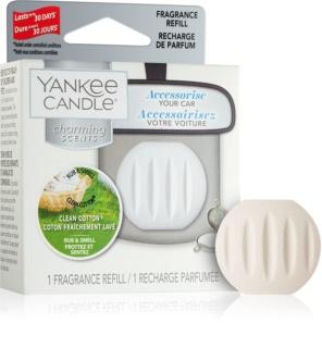 Yankee Candle Clean Cotton Auto luchtverfrisser    Vervangende Vulling