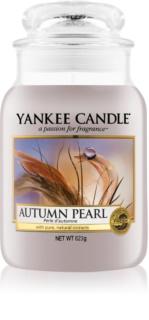 Yankee Candle Autumn Pearl candela profumata 623 g Classic grande