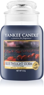 Yankee Candle Blue Twilight Storm Duftkerze  623 g Classic groß