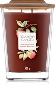 Yankee Candle Elevation Amaretto Apple scented candle Large