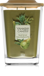 Yankee Candle Elevation Pear & Tea Leaf vela perfumada  552 g grande