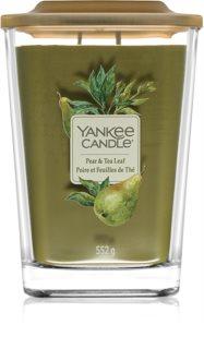 Yankee Candle Elevation Pear & Tea Leaf illatos gyertya  552 g nagy