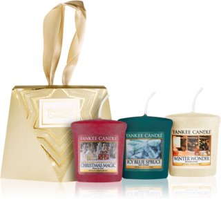 Yankee Candle Holiday Sparkle poklon set VI.
