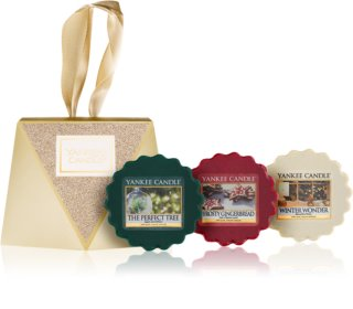 Yankee Candle Holiday Sparkle lote de regalo VIII.